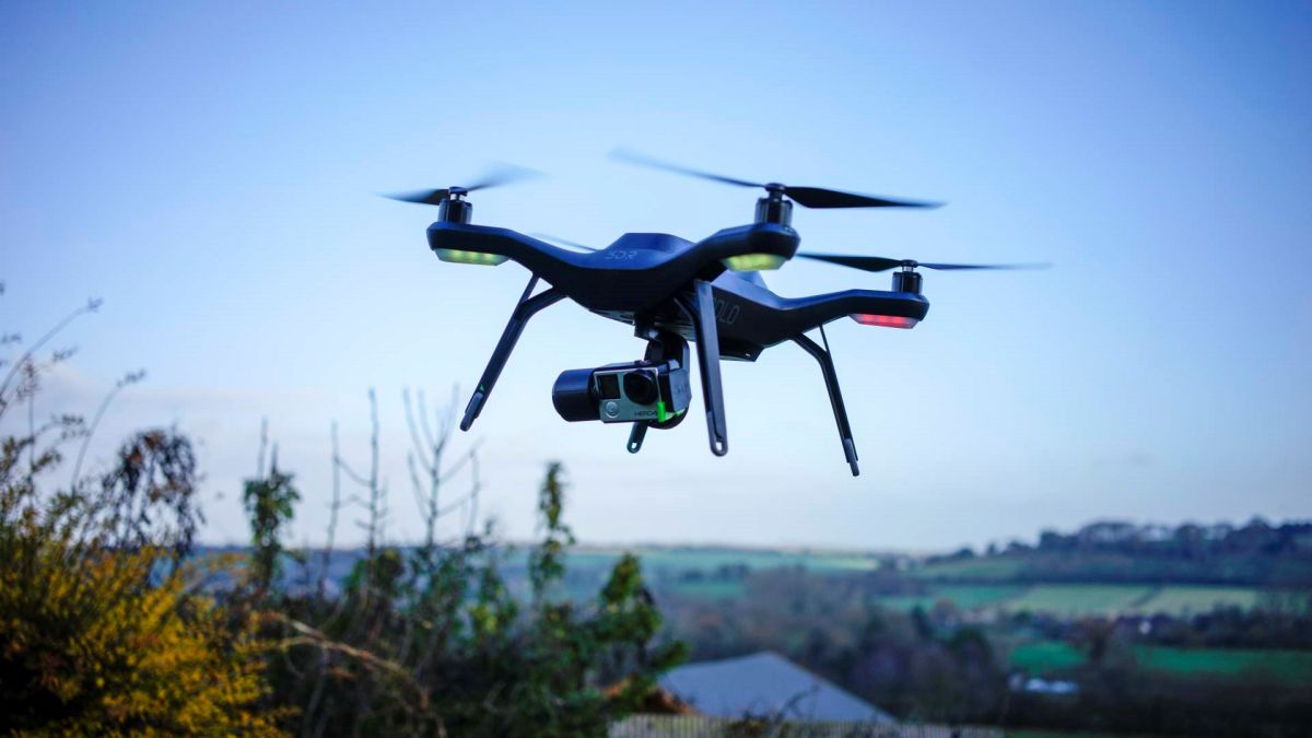 Photographs Using Drones and Quadcopters